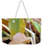 Autumn Composition Two Weekender Tote Bag