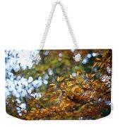 Autumn Crescendo Weekender Tote Bag