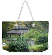 Autumn Days Weekender Tote Bag