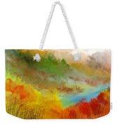 Autumn Daze Weekender Tote Bag