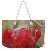 Autumn Dodwood Leaves Weekender Tote Bag