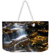 Autumn Falls - 72 Weekender Tote Bag