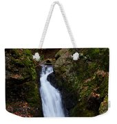 Autumn Falls Weekender Tote Bag