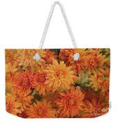 Autumn Garden Impressions Weekender Tote Bag