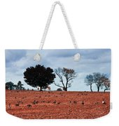 Autumn Geese Weekender Tote Bag by Bill Cannon