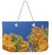 Autumn Has Arrived Weekender Tote Bag
