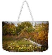 Autumn Hunting Weekender Tote Bag