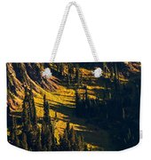 Autumn In A High Mountain Meadow Weekender Tote Bag