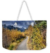 Autumn In Alberta Weekender Tote Bag