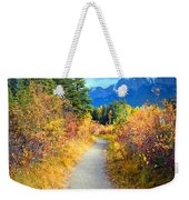 Autumn In Canada Weekender Tote Bag