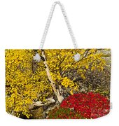Autumn In Finland Weekender Tote Bag
