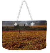 Autumn In Napa Valley Weekender Tote Bag