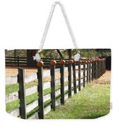 Autumn In New Jersey 2 Weekender Tote Bag
