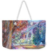 Autumn In The Park Weekender Tote Bag