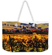 Autumn In The Valley 2 - Digital Painting Weekender Tote Bag