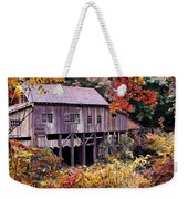 Autumn Is In The Air Weekender Tote Bag