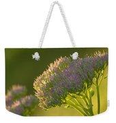 Autumn Joy Sedum Weekender Tote Bag