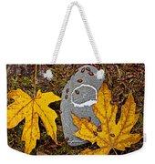 Autumn Ladybugs Weekender Tote Bag