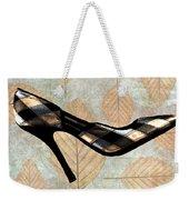 Autumn Leaves Stilettos Weekender Tote Bag