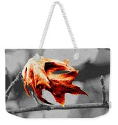 Autumn Leftovers II Weekender Tote Bag
