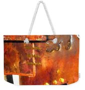 Autumn Life Weekender Tote Bag
