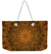 Autumn Mandala 2 Weekender Tote Bag