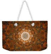 Autumn Mandala 3 Weekender Tote Bag