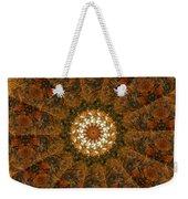 Autumn Mandala 4 Weekender Tote Bag