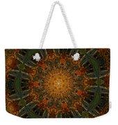 Autumn Mandala 6 Weekender Tote Bag
