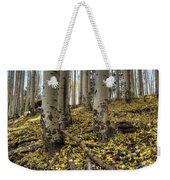 Autumn Memoirs  Weekender Tote Bag