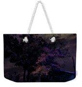 Autumn Night Weekender Tote Bag