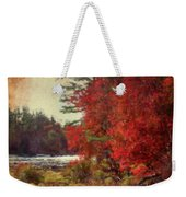 Autumn Of Yesteryear Weekender Tote Bag