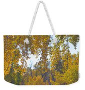 Autumn Picnic Spot Weekender Tote Bag