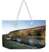 Autumn Pond 6 Weekender Tote Bag