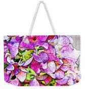 Autumn Purple II Weekender Tote Bag