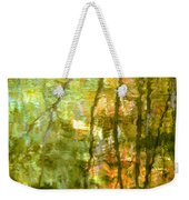 Autumn Reflections New Hampshire Weekender Tote Bag