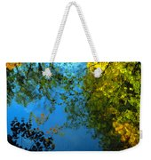 Autumn Reflections New Hampshire II Weekender Tote Bag