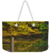 Autumn Reflections_0138 Weekender Tote Bag