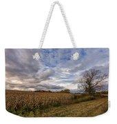 Autumn Sky Weekender Tote Bag