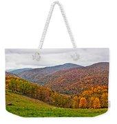 Autumn Song Weekender Tote Bag