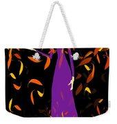 Autumn Spirit Weekender Tote Bag