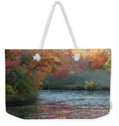 Autumn Splendor 1 Weekender Tote Bag