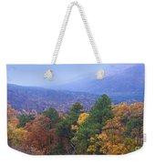 Autumn Splendor Weekender Tote Bag