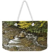 Autumn Stream 6149 Weekender Tote Bag