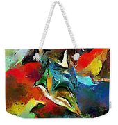 Autumn Streamside 030212 Weekender Tote Bag