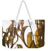 Autumn Sunburst Weekender Tote Bag