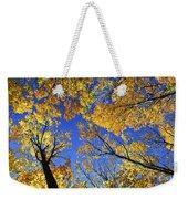Autumn Treetops Weekender Tote Bag