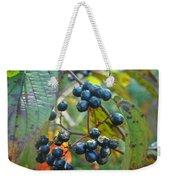 Autumn Viburnum Berries Series #2 Weekender Tote Bag