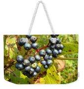 Autumn Viburnum Berries Series #3 Weekender Tote Bag