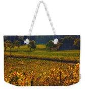Autumn Vineyards Weekender Tote Bag